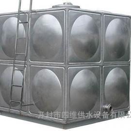 304食品级不锈钢组合式水箱 大型加厚承压保温水箱定制