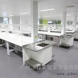全方位360度智能实验室家具定制