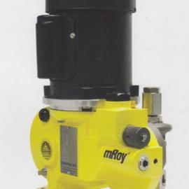米顿罗新R系列MRB11-K25R1APPNNNNY液压隔膜计量泵