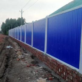 荆州PVC围挡、荆州新型PVC围挡、PVC施工围挡规格报价