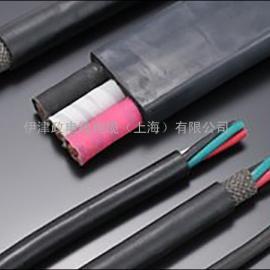 日本住友电工进口柔软性耐扭曲/耐弯曲性橡胶电缆F-2PNCT