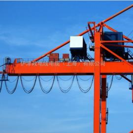 日本藤仓电线进口耐弯曲耐扭曲橡胶电缆2PNCT-B/-T