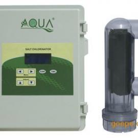 供应游泳池物理杀菌消毒设备-盐氯发生器 盐氯机