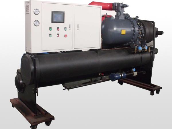 单加热冷水机,单加热制冷机组