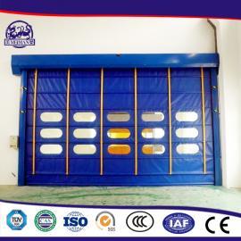 高强度环保聚脂纤维/高速门