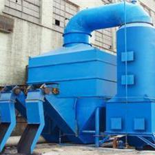 BLS-118L湿式脱硫除尘器01