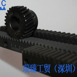 台湾YYC研磨齿条供应商 10级精铣齿条
