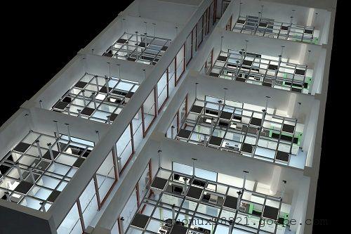 实验室集中供气系统 专注于实验室装修设计