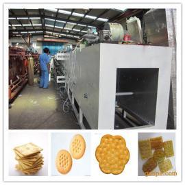 自动饼干生产流水线