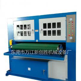 【现货供应】铁板自动水磨拉丝机-铝板自动水磨拉丝机