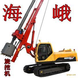 旋挖钻机大全 旋挖钻机型号 桩工机械新闻报道