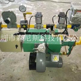管道内置式燃烧机 天时燃烧器RAH-10燃烧机设备