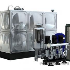 箱式无负压供水设备ZWX差量补偿式变频给水设备生活泵房