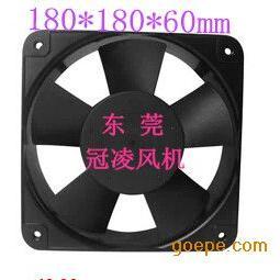 零售商用电磁炉散热电扇18060轴流电扇/大功率380V工业电扇