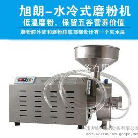 大米燕麦杂粮粉碎机 低温磨粉机连续工作没问题