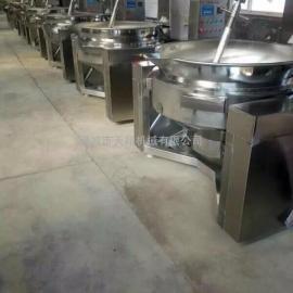 电加热导热油行星搅拌炒锅-天翔厂家定做 售后保障