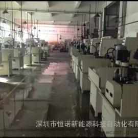 夹线中螺杆全自动铣槽铣扁钻孔机供货厂家