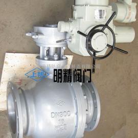 Q947型电动固定式球阀