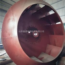 热销4-68离心式风机叶轮 4-73耐磨叶轮 种类齐全 定制非标叶轮