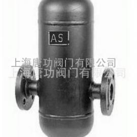 唐功锅炉蒸汽汽水分离器 304 不锈钢法兰汽水分离器AS
