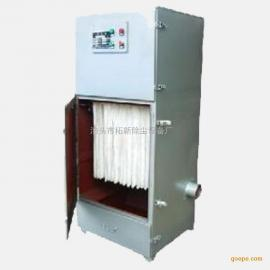 pl单机除尘器振打布袋 单机脉冲除尘器 工业滤袋式移动式除尘器