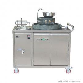 惠辉石槽坊石磨豆乳加盟机动石磨豆乳机零售