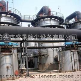 中卫市化肥厂电捕焦油器改造
