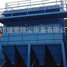 哈密煤气发生炉电捕焦油器改造