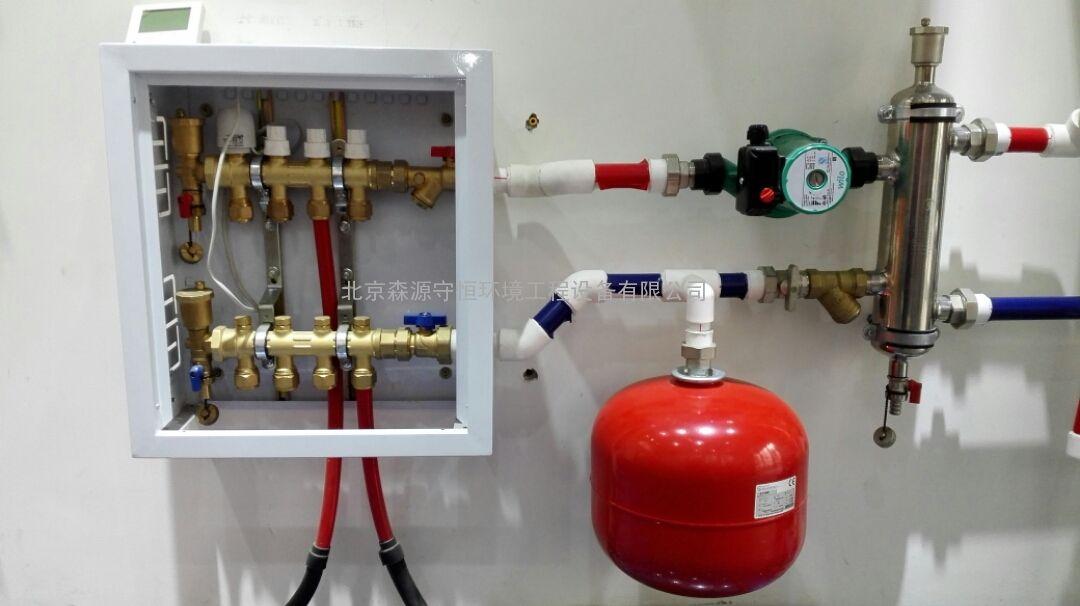 地暖专用混水罐(去耦罐、耦合罐)