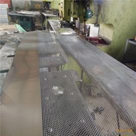 厂家直销铁皮打孔板 圆孔冲孔网 筛分过滤镀锌卷板穿孔板