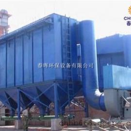 河南15吨锅炉脱硫除尘器改造后能达标多少