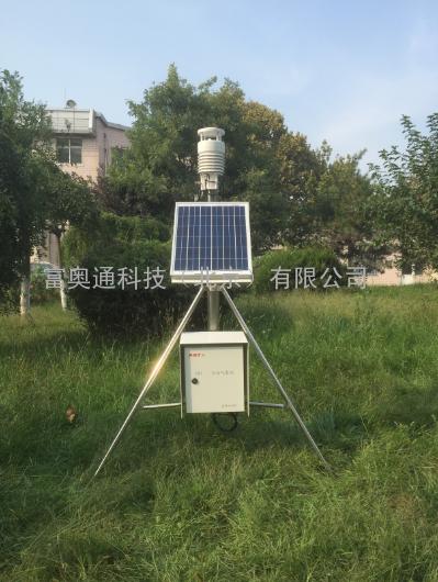 北京五要素一体气象站
