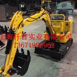 小型挖机 柴油挖土机 履带式小型装载搬运挖机