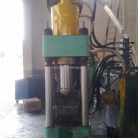 江阴3600全自动金属屑饼机,钢屑压块机,铝屑压饼机厂家