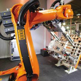 山东安川搬运机器人厂商 安川搬运机器人 半自动焊接机器人