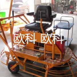 OK-1000小型混凝土磨光机混凝土路面抹光机座驾式抹平机