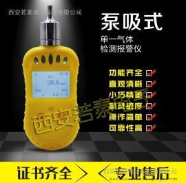 泵吸式氢气检测仪探测器便携式氢气气体检测仪生产厂家