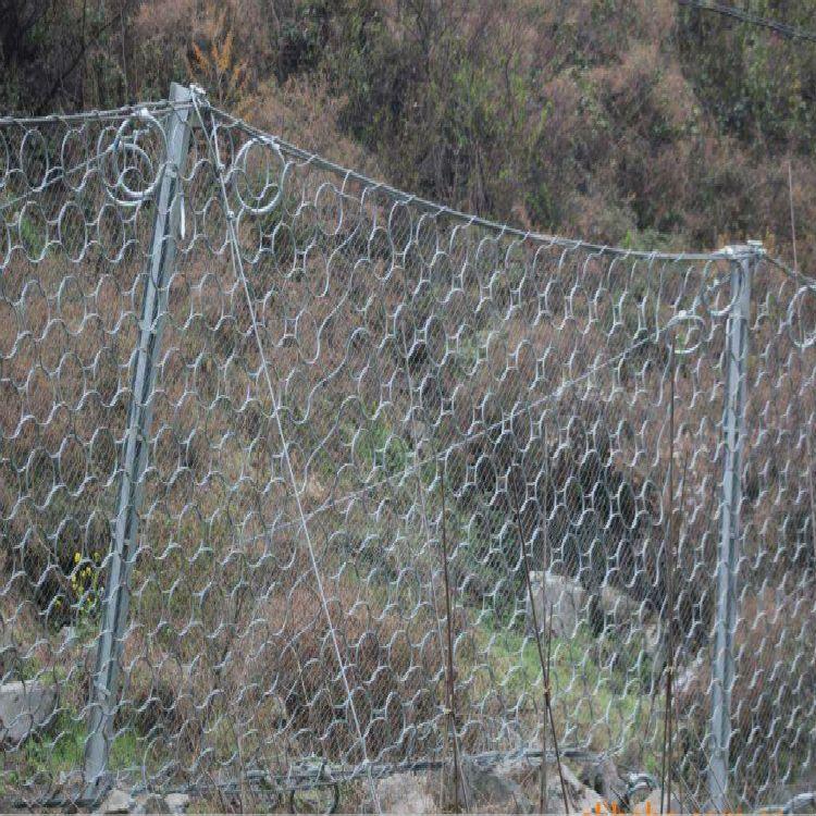 甘肃热镀锌边坡防护网*山体主动防护网-被动RX-050现货