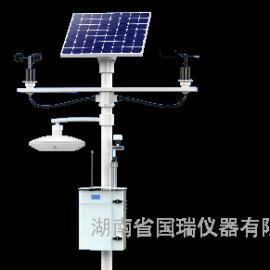 大气环境监测系统解决方案: GRI-IAM-M 悬挂式气体监测站