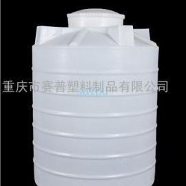 重庆赛普双氧水储存罐 厂家生产1000L盐酸储罐 防腐耐酸碱