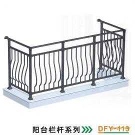 东莞阳台护栏锌钢护栏铁艺栏杆 围栏栅栏厂家