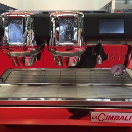 La Cimbali金佰利 M100 双头半自动咖啡机