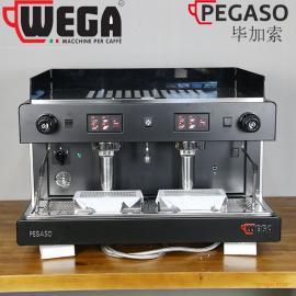 wega威嘎pegaso evd2双头意式半自动咖啡机