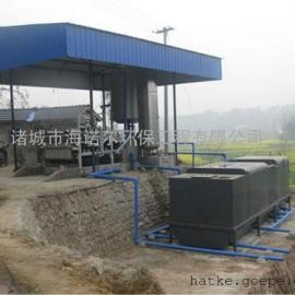 禽畜养殖废水粪便处理污水净化处理设备
