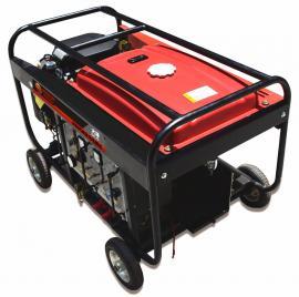 移动式350A汽油发电电焊机多少钱
