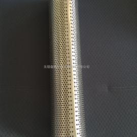 供应不锈钢筛网 金属网 网片 滤芯骨架 冲孔网管 过滤网孔管
