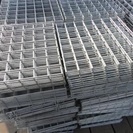 微山低碳钢丝电焊网-10cm孔地暖保温网量大可走单车