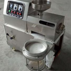 小型电动榨油机植物油压榨机多功能玉米榨油机商用食用油设备