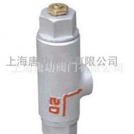 唐功ST-16C 可调恒温式蒸汽疏水阀 丝扣蒸气疏水阀上海