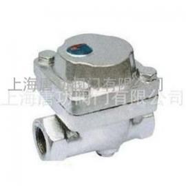 唐功TSF双金属片式蒸气疏水阀 丝扣蒸汽疏水器 内螺纹蒸汽